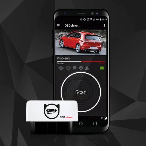 Tester Auto OBDeleven FirstGen compatibil Android